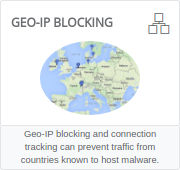 Geo-IP and Connection Tracking